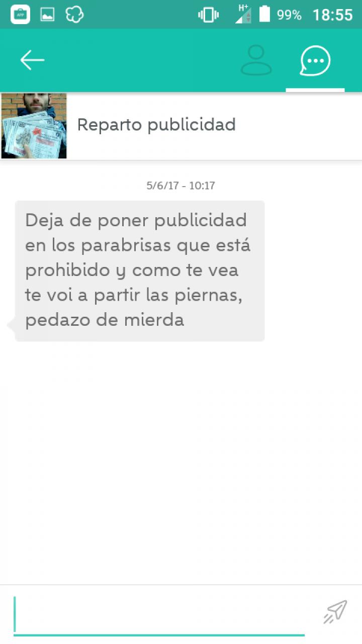 REPARTO PUBLICIDAD