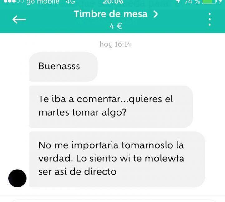 TIMBRE DE MESA
