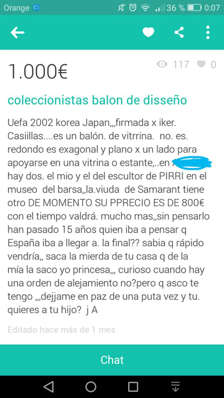 BALÓN DE DISEÑO