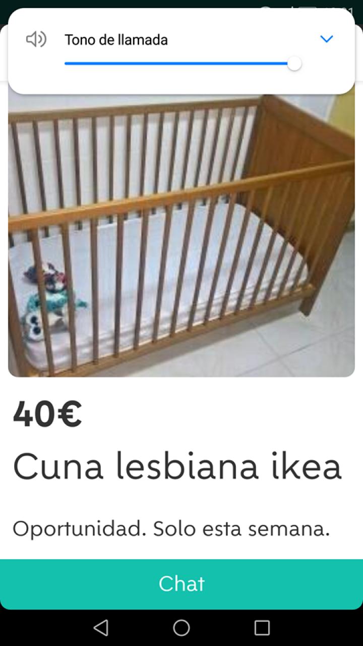 CUNA IKEA