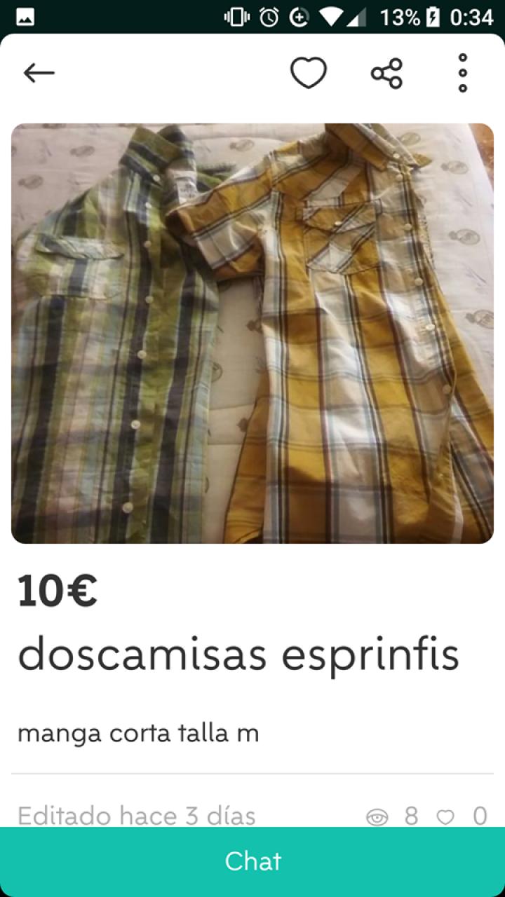 DOS CAMISAS