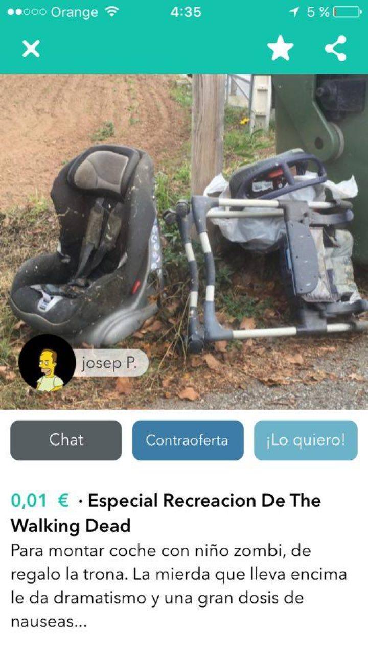 ESPECIAL RECREACIÓN DE THE WALKING DEAD