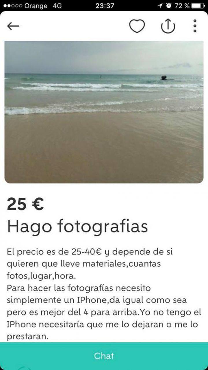 HAGO FOTOGRAFÍAS