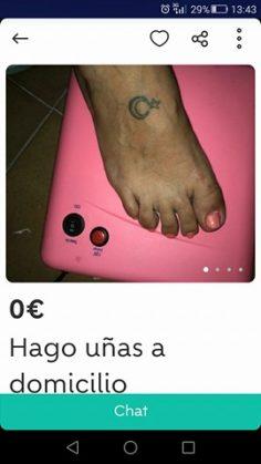 HAGO UÑAS A DOMICILIO