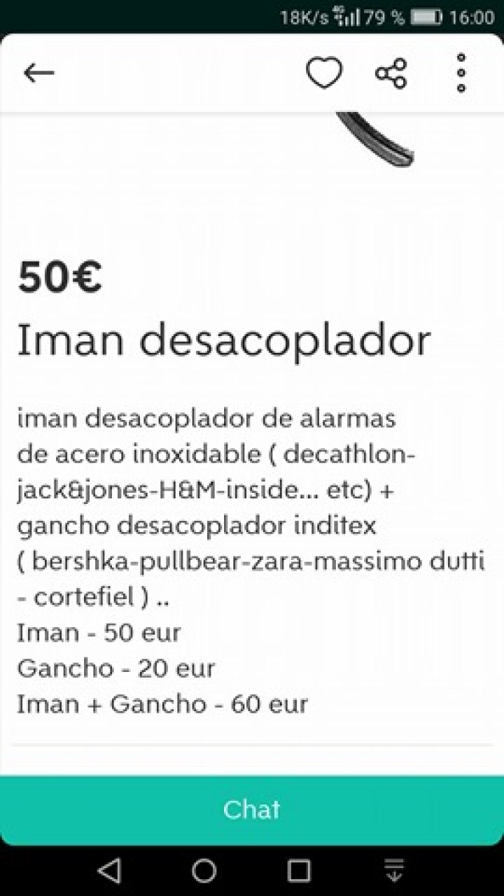 IMÁN DESACOPLADOR