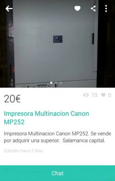 IMPRESORA MULTINACION