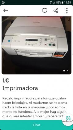 """""""IMPRIMADORA"""""""