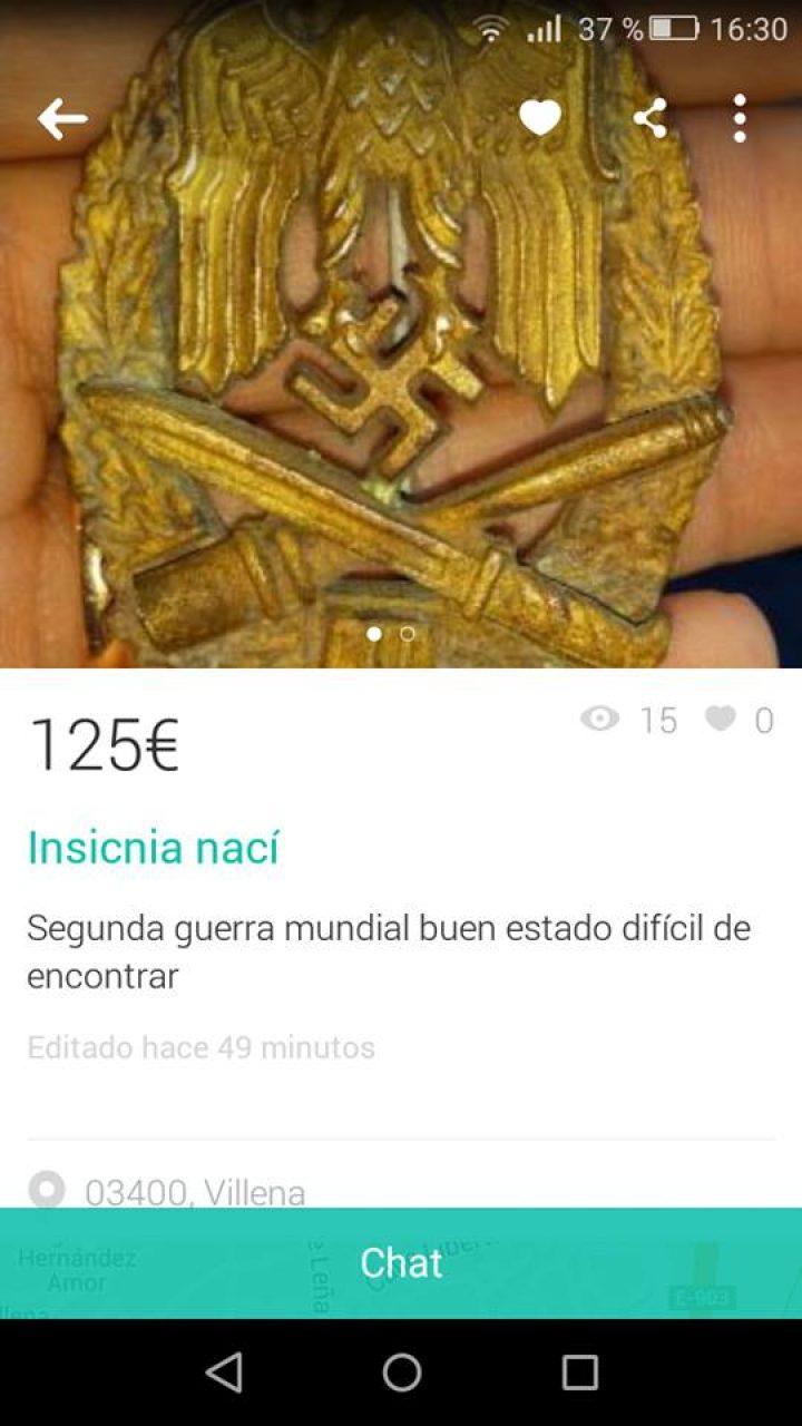 """""""INSICNIA NACÍ"""""""