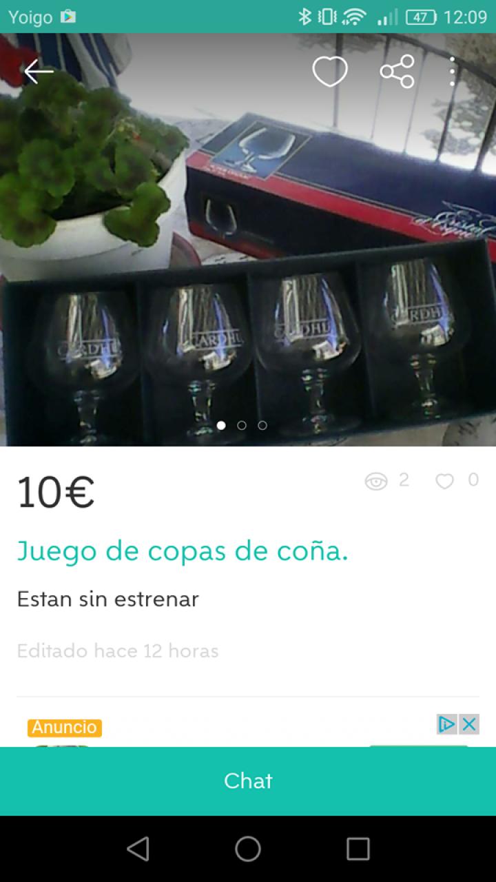 JUEGO DE COPAS
