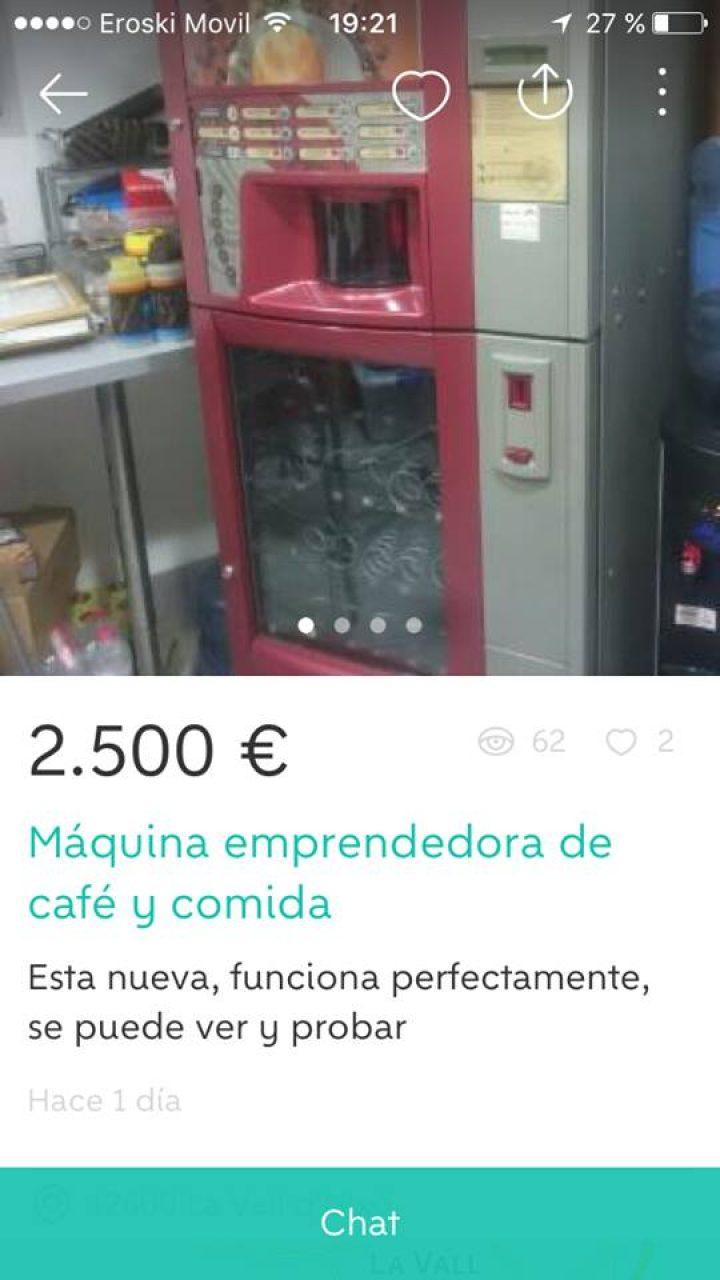 """MÁQUINA EMPRENDEDORA"""