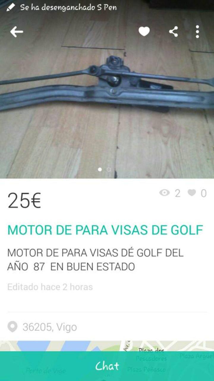"""""""MOTOR DE PARA VISAS"""""""