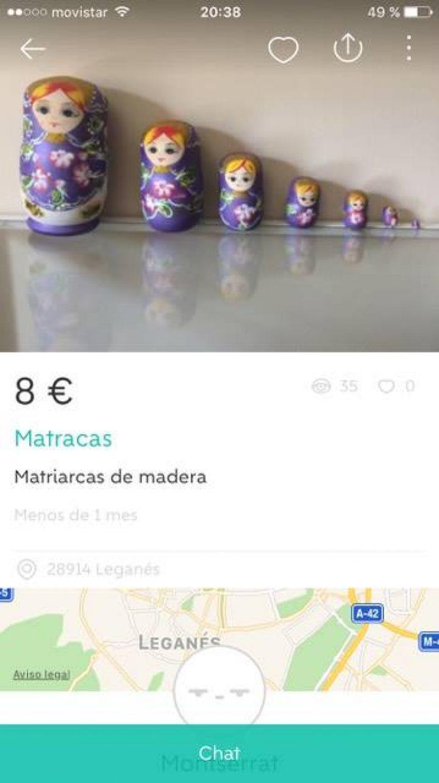 """""""MATRACAS"""""""