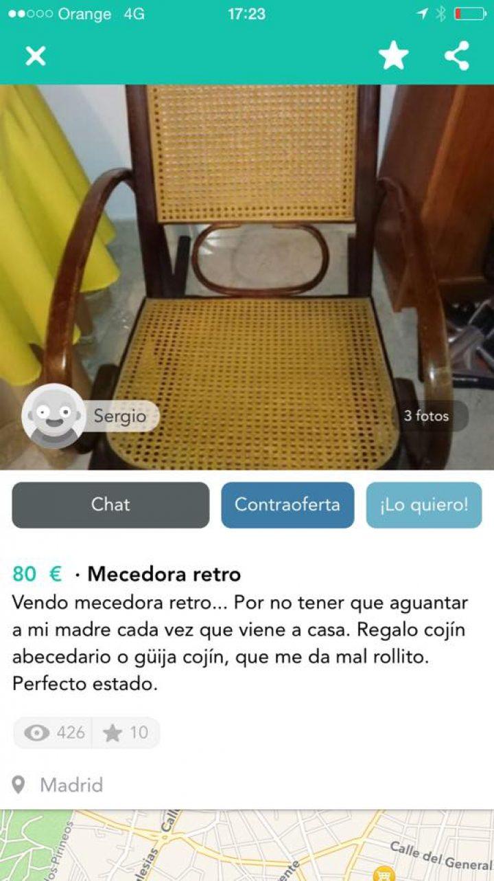 MECEDORA RETRO