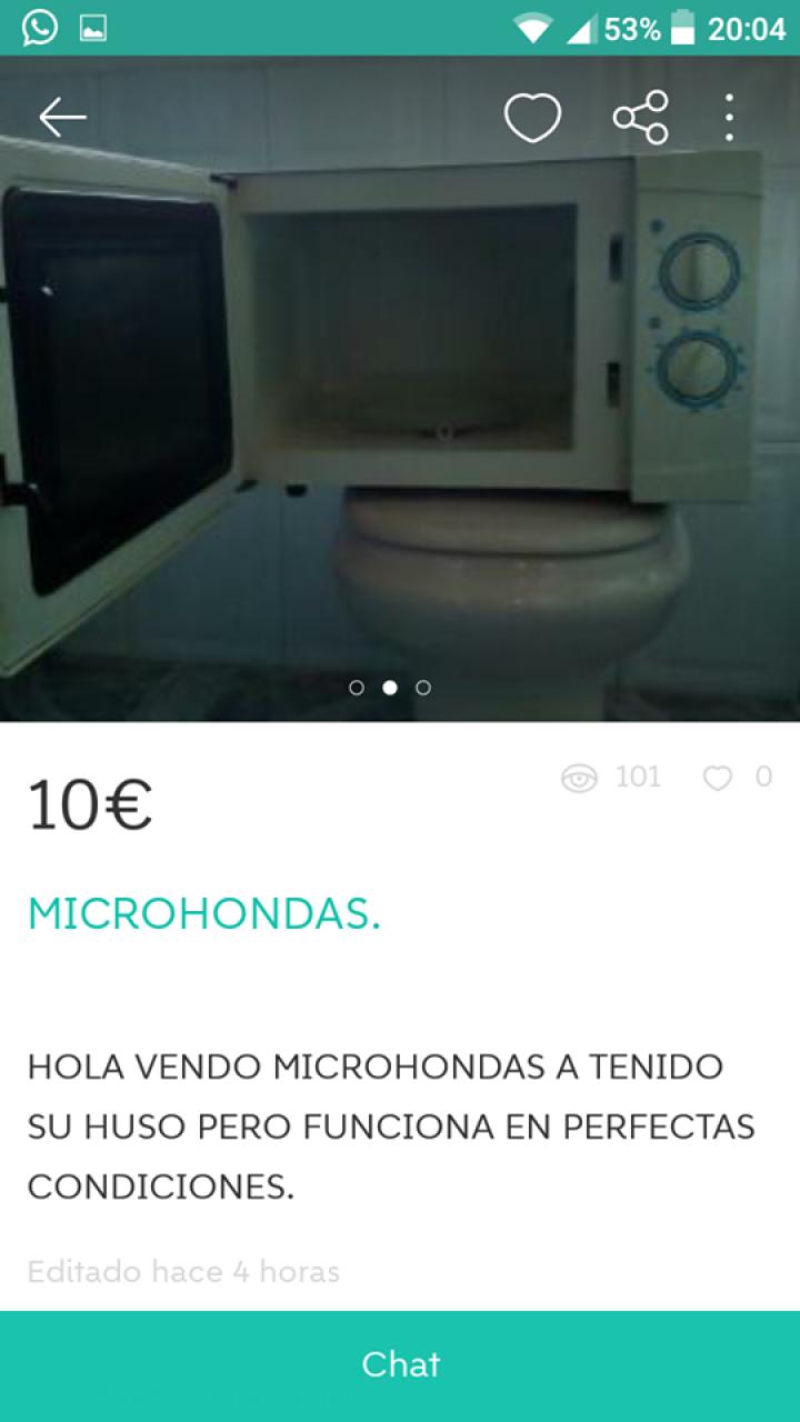 """""""MICROHONDAS"""""""