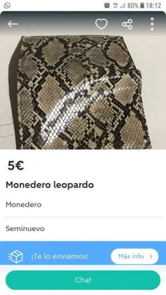 MONEDERO LEOPARDO