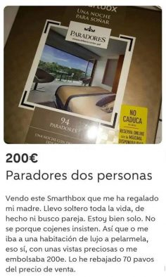 PARADORES DOS PERSONAS