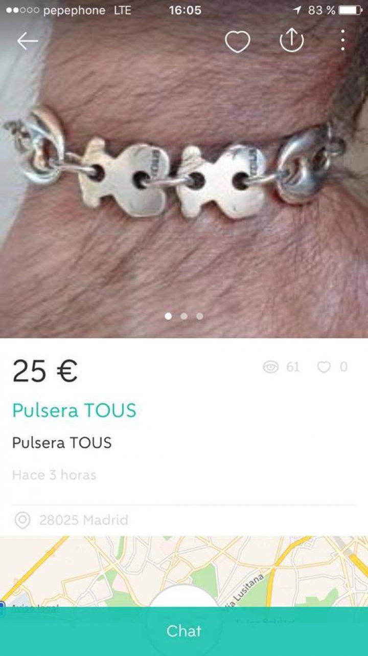 PULSERA TOUS