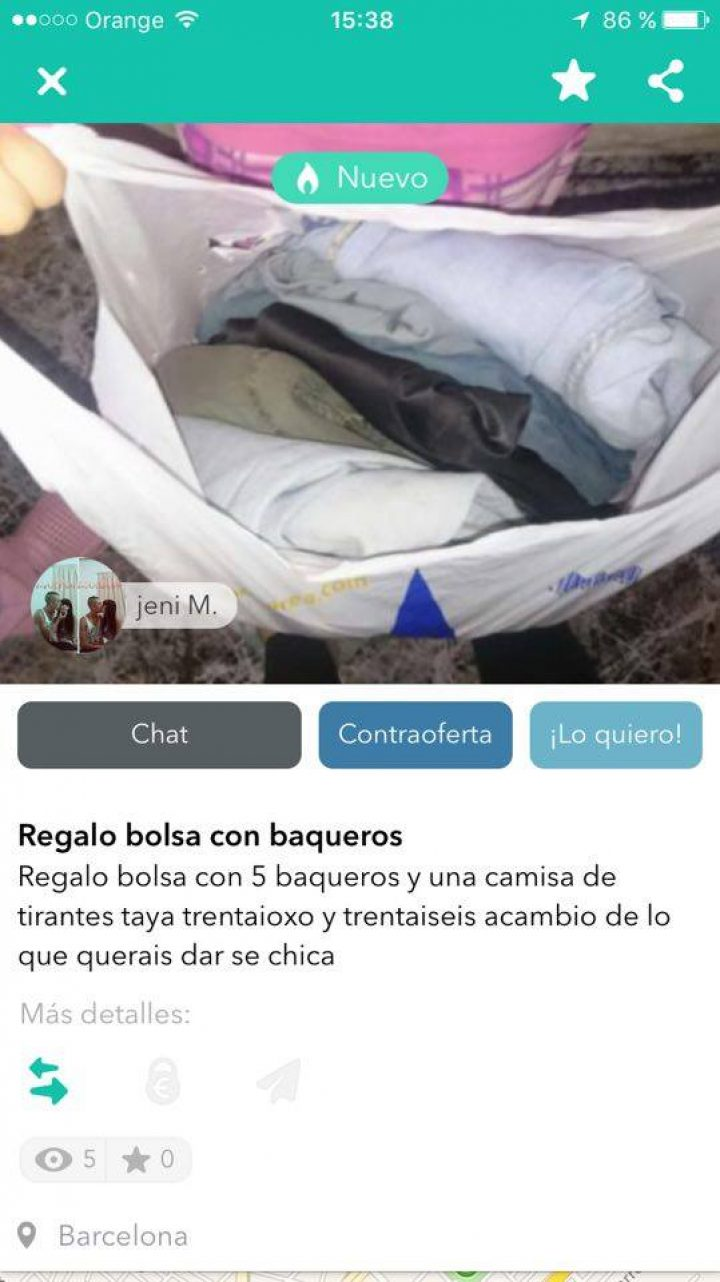 """REGALO BOLSA CON """"BAQUEROS"""""""