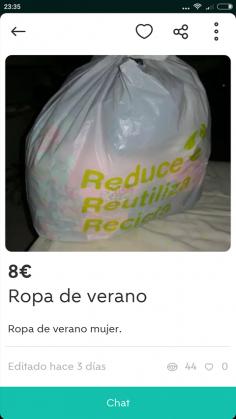 ROPA DE VERANO