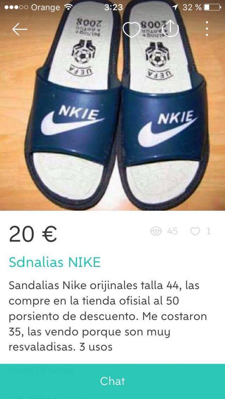 """""""SDNALIAS NIKE"""""""