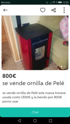 """SE VENDE """"ORNILLA"""""""