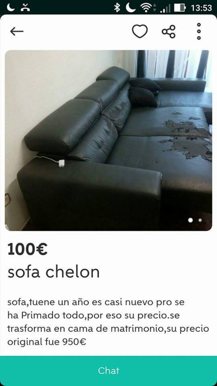 "SOFÁ ""CHELON"""
