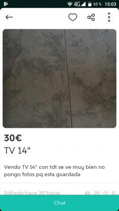 TV 14″