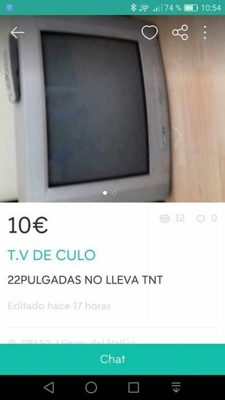 TV DE CULO