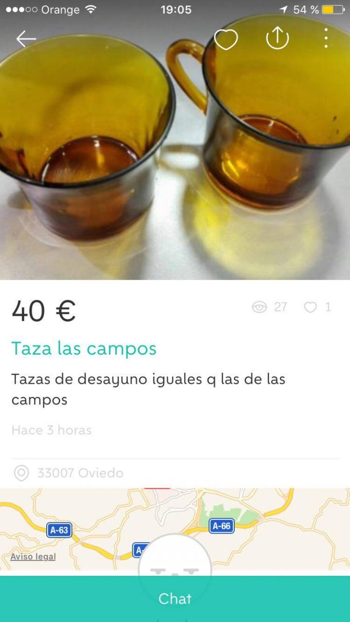 TAZA LAS CAMPOS