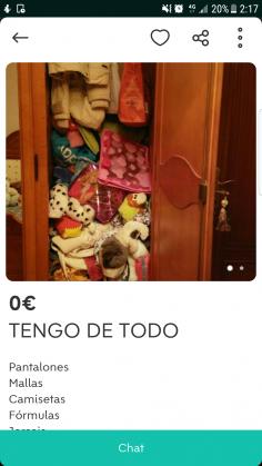 TENGO DE TODO
