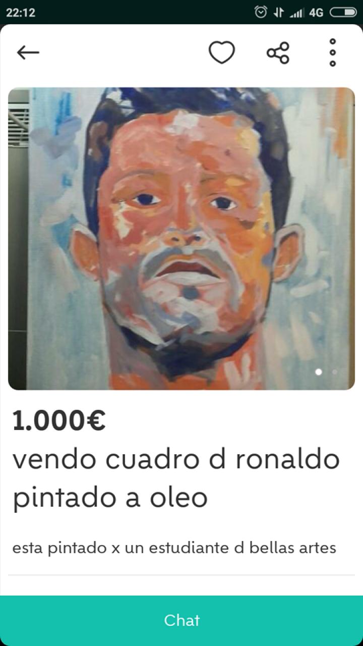 CUADRO DE RONALDO