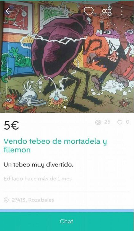 VENDO TEBEO