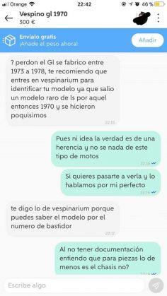 VESPINO 1970