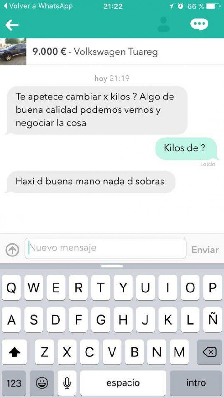KILOS DE ?