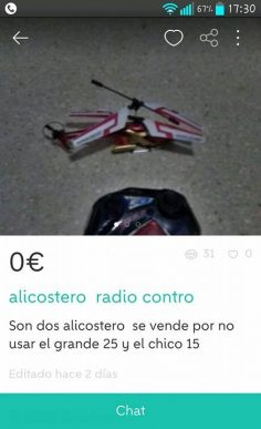 """""""ALICOSTERO"""""""