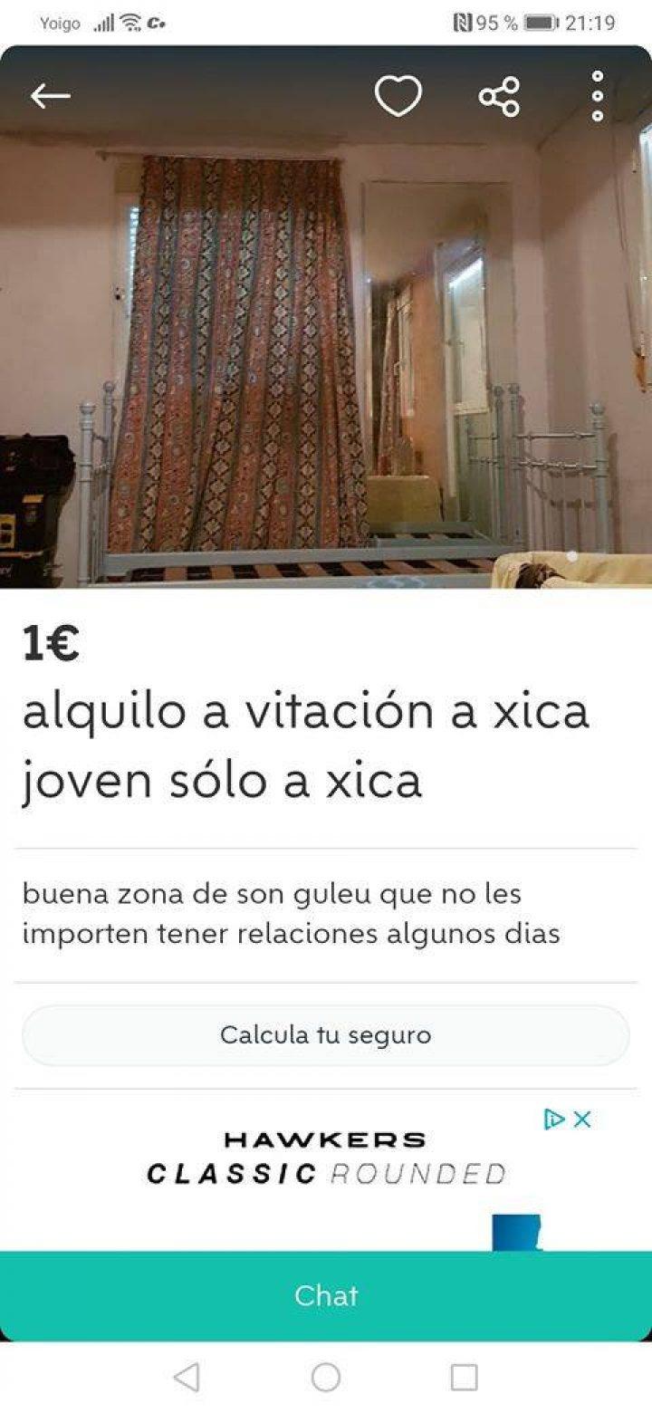 """ALQUILO A VITACION"""