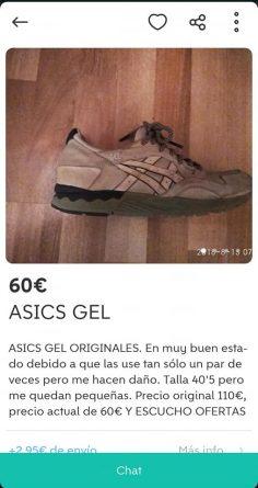 ASICS GEL