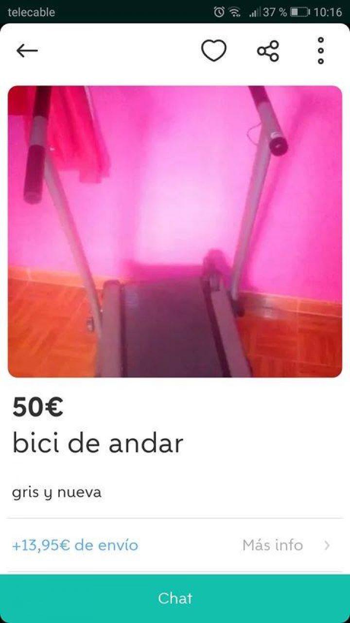 BICI DE ANDAR