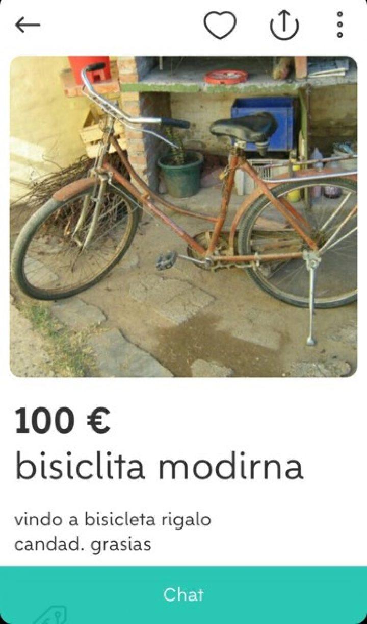 """""""BISICLITA MODIRNA"""""""