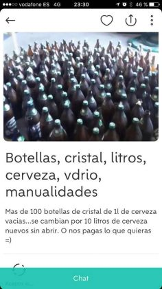 BOTELLAS CERVEZA