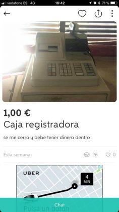 CAJA RESGISTRADORA