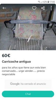 CARRICOCHE ANTIGUO