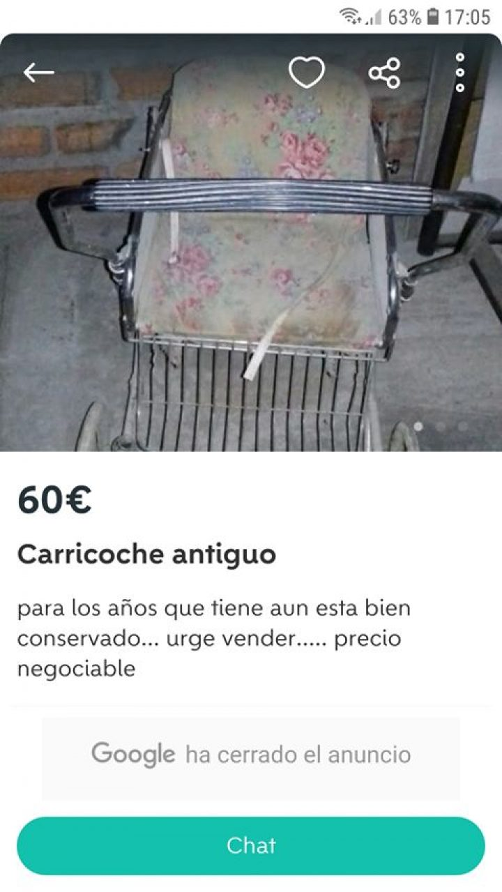 CARRICOCHE ANTIGUO