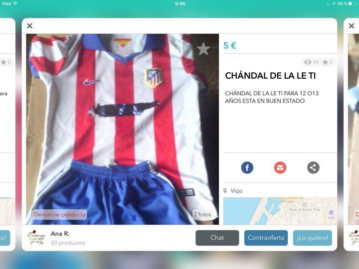 "CHÁNDAL DE ""LA LE TI"""