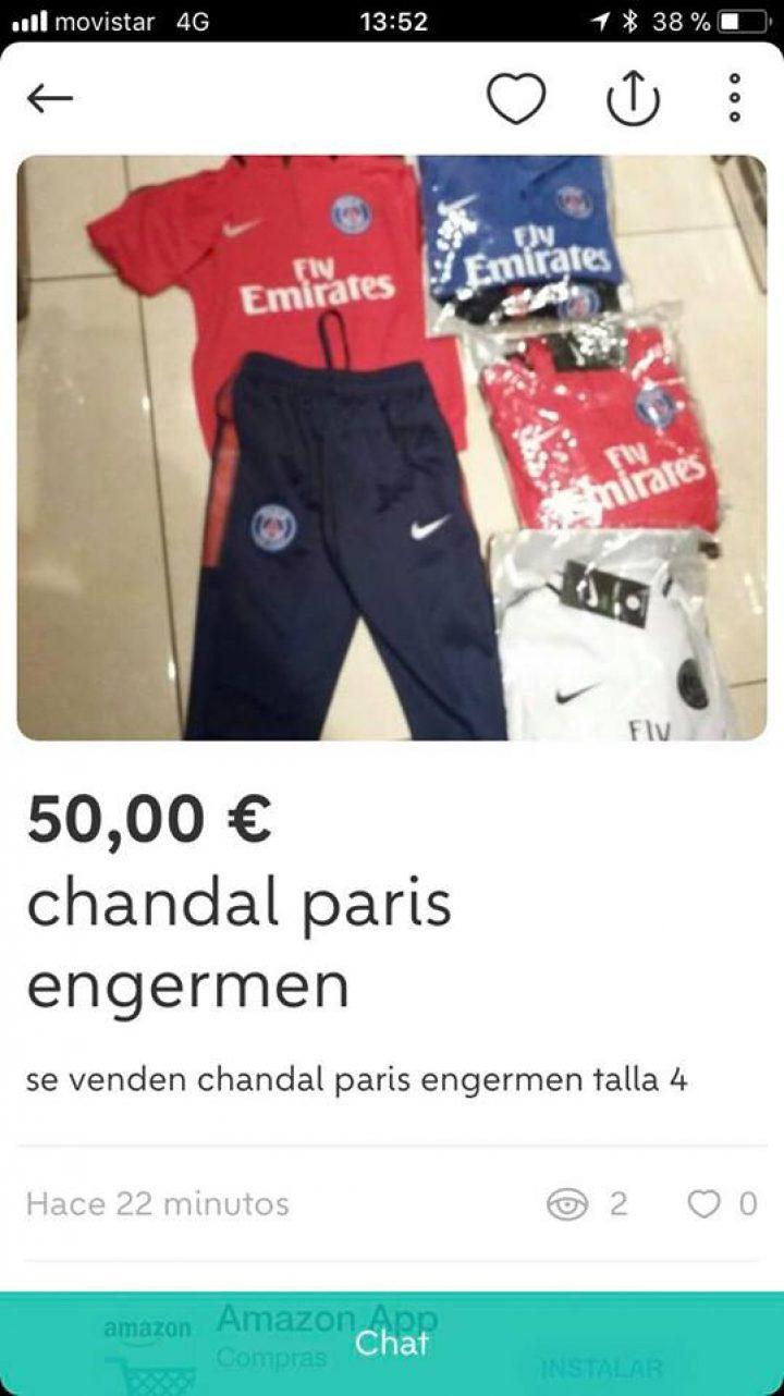 CHANDAL