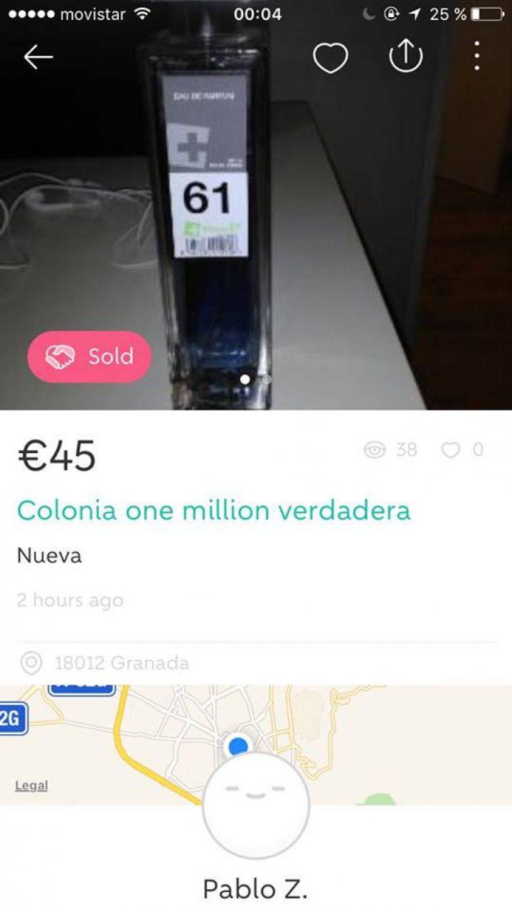 COLONIA ONE MILLION