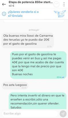 ETAPA DE POTENCIA
