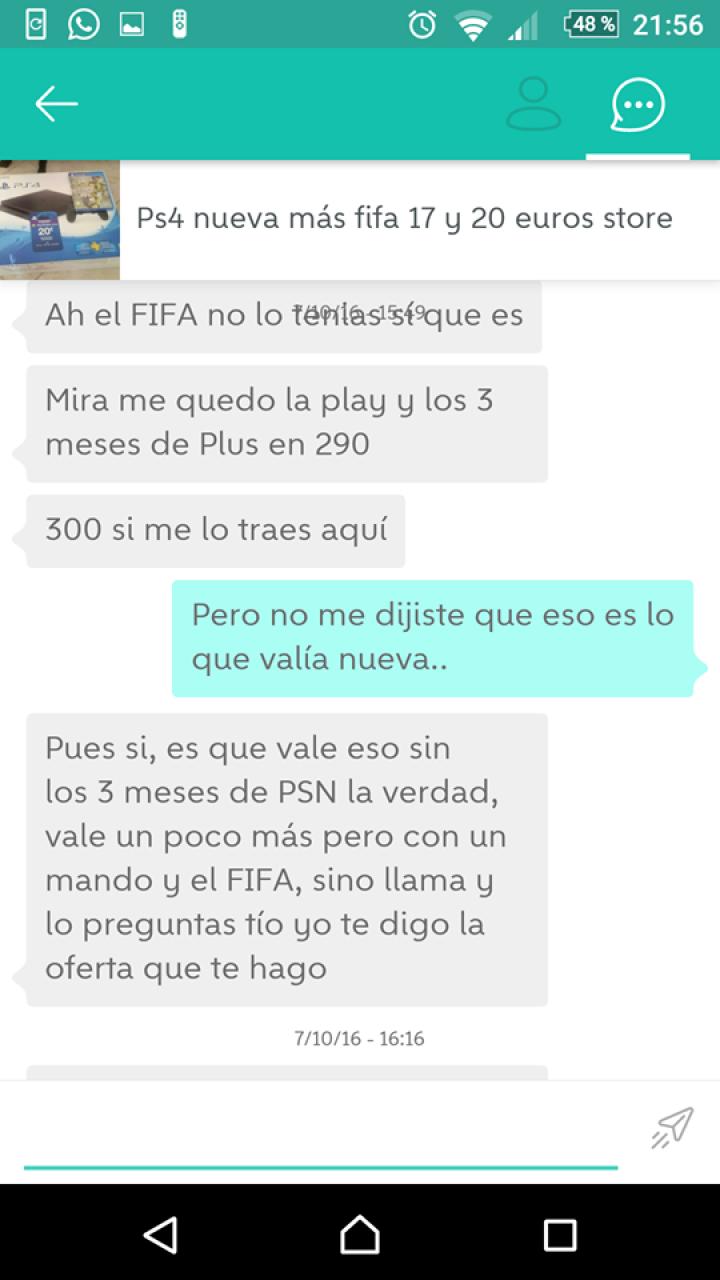 PS4 NUEVA