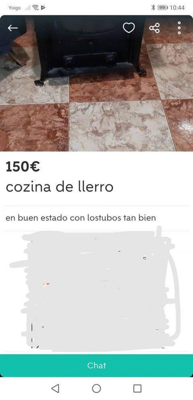 """""""COZINA DE LLERRO"""""""