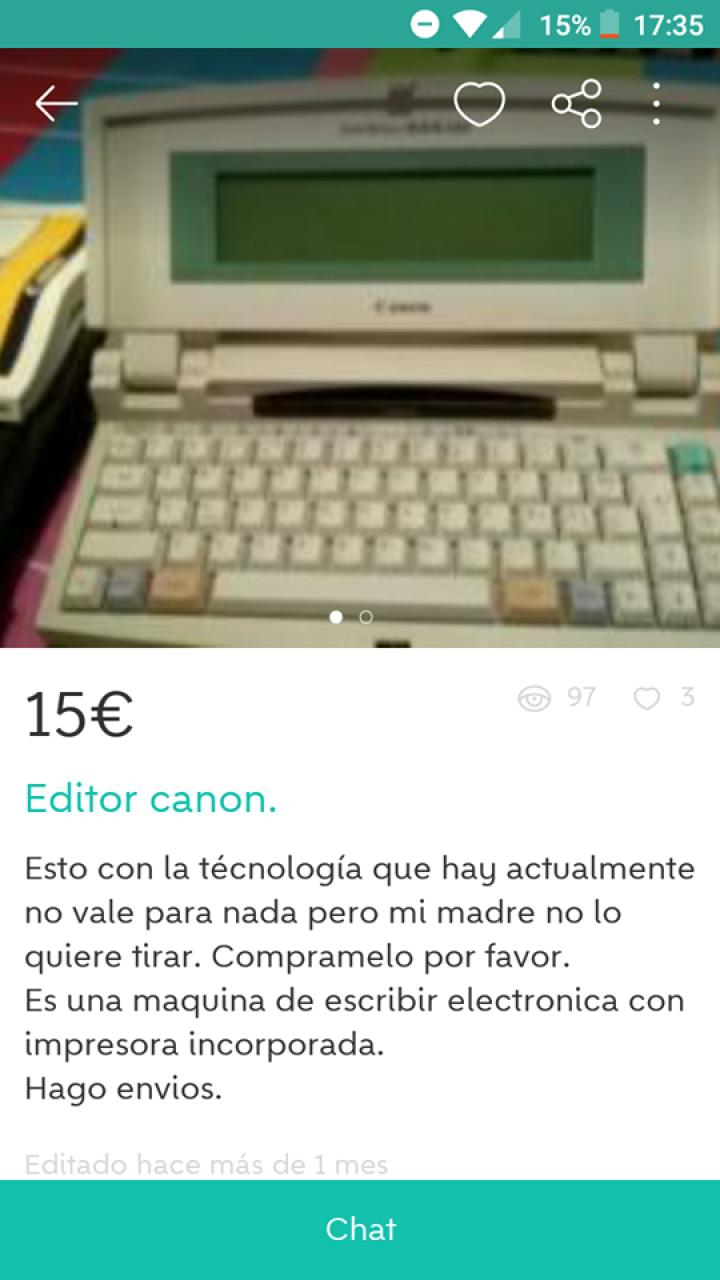 EDITOR CANON